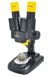 Bresser Mikroskop 20x - binookularowy - National Geographic