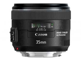 Canon 35 mm f/2.0 EF IS USM