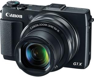 Canon G1 X Mark II - cashback 130zł