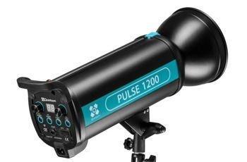 Lampa studyjna Quantuum Quadralite Pulse 1200