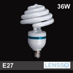Lensso żarówka E27 36W /210W 5500K E27