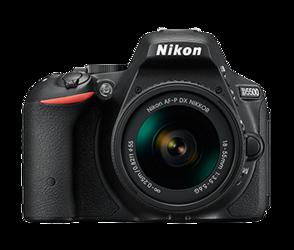 Nikon D5500 + AF-P 18-105 mm VR