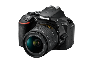 Nikon D5600 + AF-P DX 18-55 MM VR +karta SDHC 32GB 90Mb/s