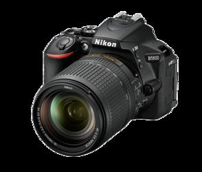 Nikon D5600 + AF-S DX 18-140 mm VR +karta SDHC 32GB 90Mb/s
