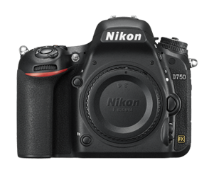 Nikon D750 Body + karta SDHC 32GB 95MB/s
