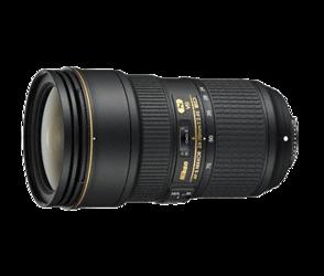 Nikon Nikkor AF-S 24-70mm f/2,8E ED VR - cashback 430 zł