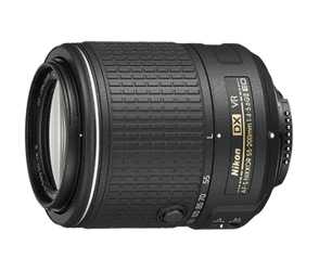Nikon Nikkor AF-S DX 55-200mm f/4-5.6G ED VR II