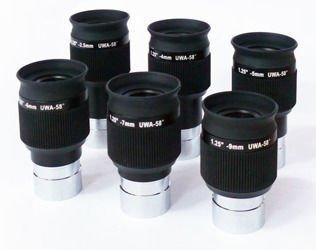 "Okular Sky-Watcher SWA Plossl 1,25"" - 5 mm"