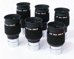 "Okular Sky-Watcher SWA Plossl 1,25"" - 6 mm"