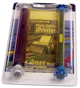 Olympus P-RBWW Ribbon do 50 Papers P440/400 (Gloss)