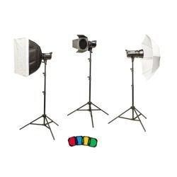 QuadraLite Up! 700 Kit + blenda 5w1 95x125cm