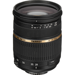 Tamron 28-75 mm F/2,8 SP XR Di LD do Canon
