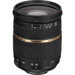 Tamron 28-75 mm F/2,8 SP XR Di LD do Nikon