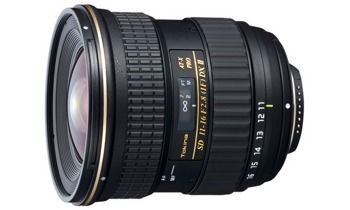 Tokina 11-16 mm f/2,8 AT-X PRO DX II do SONY + filtr Hoya UV Pro 1 Digital 77 mm
