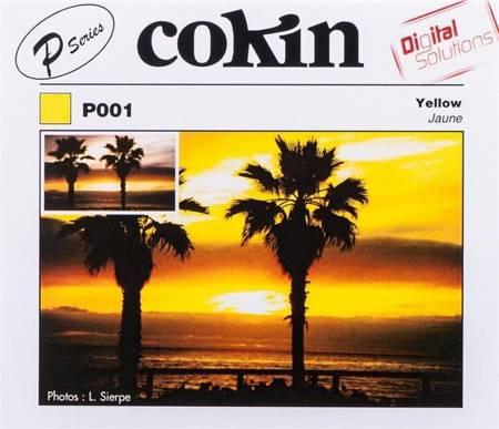 COKIN P001 żółty
