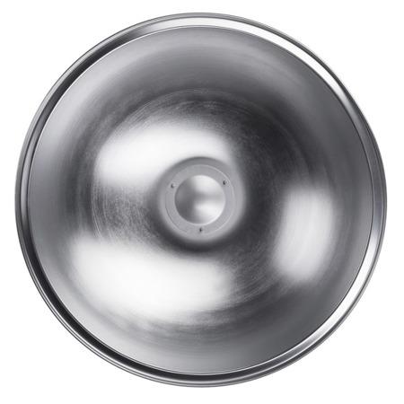 Czasza Quantuum QuadraLite Beauty Dish / Radar srebrny 55cm