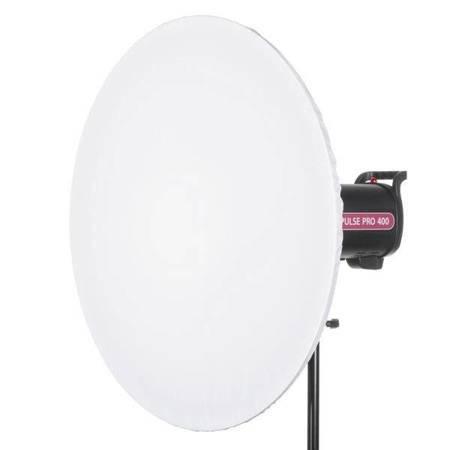 Czasza Quantuum QuadraLite Beauty Dish / Radar srebrny 70cm