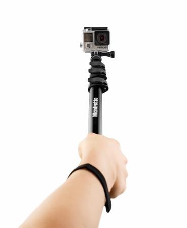 Manfrotto Compact Xtreme – monopod i wysięgnik do selfie 2 w 1