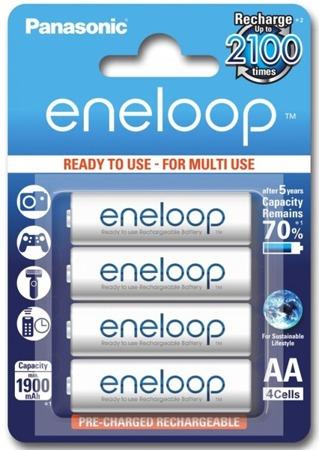 Panasonic ENELOOP R6/AA 1900 mAh