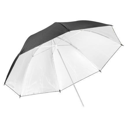 Parasolka Quatuum srebrna 150 cm