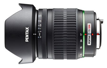 Pentax DA 17-70 mm f/4.0 AL [IF] SDM