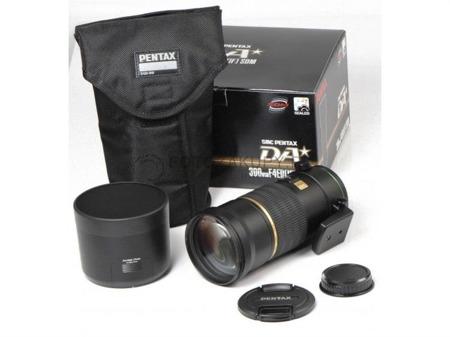 Pentax DA* 300 mm f/4 ED [IF] SDM