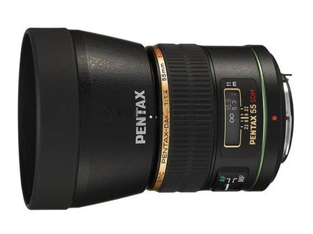 Pentax DA* 55 mm f1.4 SDM