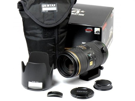 Pentax DA* 60-250 mm f/4.0 ED [IF] SDM