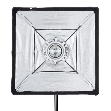 Softbox Quantuum Quadralite 60x60 cm
